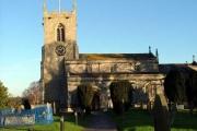 All Saints Church Mattersey Notts