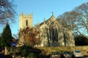 St. Bartholomews Church Sutton-cum-Lound Notts
