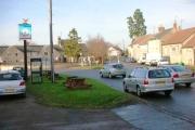 Chelveston village green