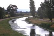 Bridgwater - Taunton canal at Charlton