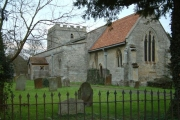 St. Nicholas'  Church, Piddington