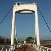 Millennium bridge, Forton Lake, Gosport