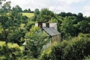 Old Cleeve: Pitt Mill, near Roadwater