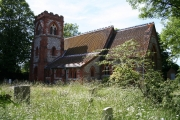 Stoke Mandeville Church