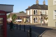 Outside Liskeard Railway Station