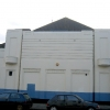 Former entrance to the Regal Cinema