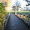 York Road footbridge