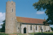 All Saints Church, Frostenden