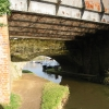 Lower Heyford canal bridge