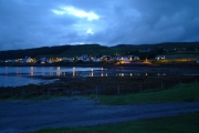 Dunvegan from Kinloch campsite