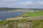 Lerwick from The Horse of the Knabb