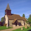St Andrew's Church, Little Berkhamsted, Hertfordshire