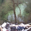 Flytipping into Canal