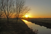 Sowy River, Somerset Levels
