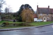 The Village Pond Souldern