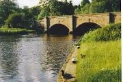 Barrow upon Soar - the bridge.