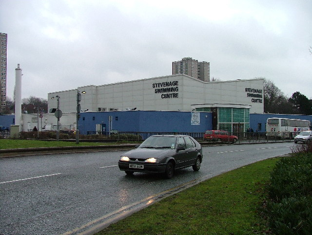 Stevenage Swimming Pool Pictures Of Stevenage In Hertfordshire Yourlocalweb