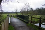 Bridge over the River Dane