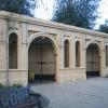 Gazebo, Jephson Gardens