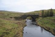 Old Bridge at Caroy