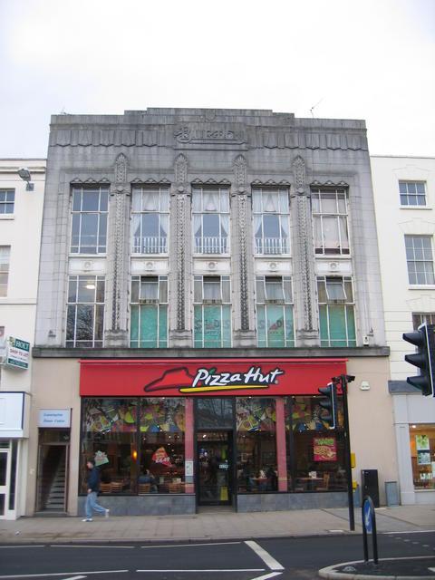 The Burton Buildings