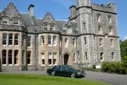 Inverlochy Castle.