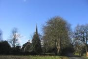 Parish Church, Good Easter, Essex