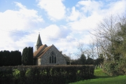 Parish Church, Leaden Roding, Essex