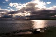 Summer evening at Kilmory Bay