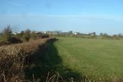 Farmland near Staynall