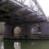 Railway Bridge over the Thames near Abingdon