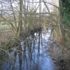 Reflection on the River Wylye