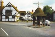 Wonersh, Village Centre.
