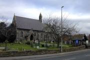 St. Philip's Church, Kelsall