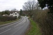 Middle Handley in NE Derbyshire.