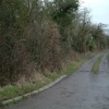 Cornhill Lane - the Bridleway to Letcombe Regis
