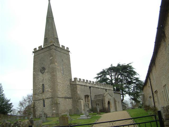 St. Faith's Church, Shellingford