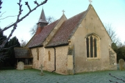 All Saints Church Radwell.