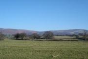 Aberwheeler farmland