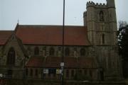 Church of St. Mary &  St. John