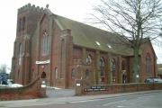 United Reform Church, Temple Cowley