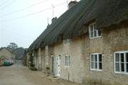 Cottages in Middleton Stoney