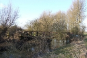 Old bridge across Thame near Chippinghurst Manor