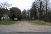 Whitwell Wood Entrance