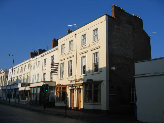 The Avenue Hotel, Leamington Spa
