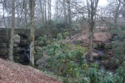 Bridge at Smithills Hall