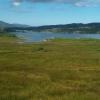 View towards Loch Tarbert, Isle of Jura