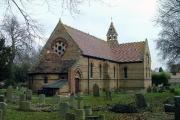 Parish Church of All Saint's - Caldecote.