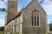All Saints, Hollesley