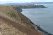 Shoreline on Uig Bay